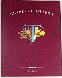 Charlie Trotter's Cookbook