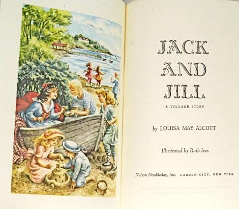 Louisa May Alcott's 1956 version