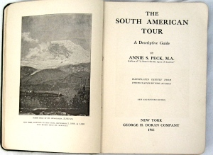 Climbing & Touring  South America, 1900s